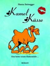Cover, Buchsatz und eBook Kamel Küsse