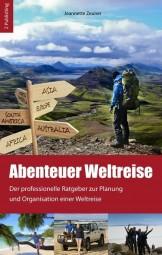 Abenteuer Weltreise Buchsatz & Cover