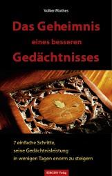Gedächtnis Buchsatz & Cover